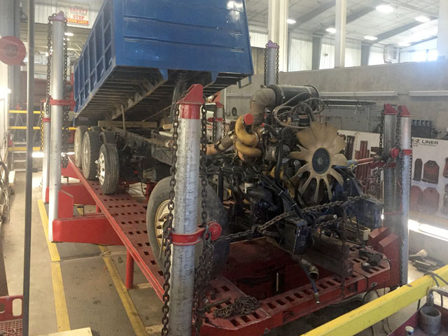 truck frame repair