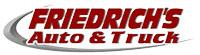 Friedrich's Auto & Truck Logo
